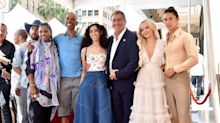 Cameron Boyce's Family Makes Appearance at Descendants Director's Walk of Fame Ceremony