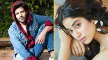Confirmed! Janhvi Kapoor & Kartik Aaryan to Star in 'Dostana 2'
