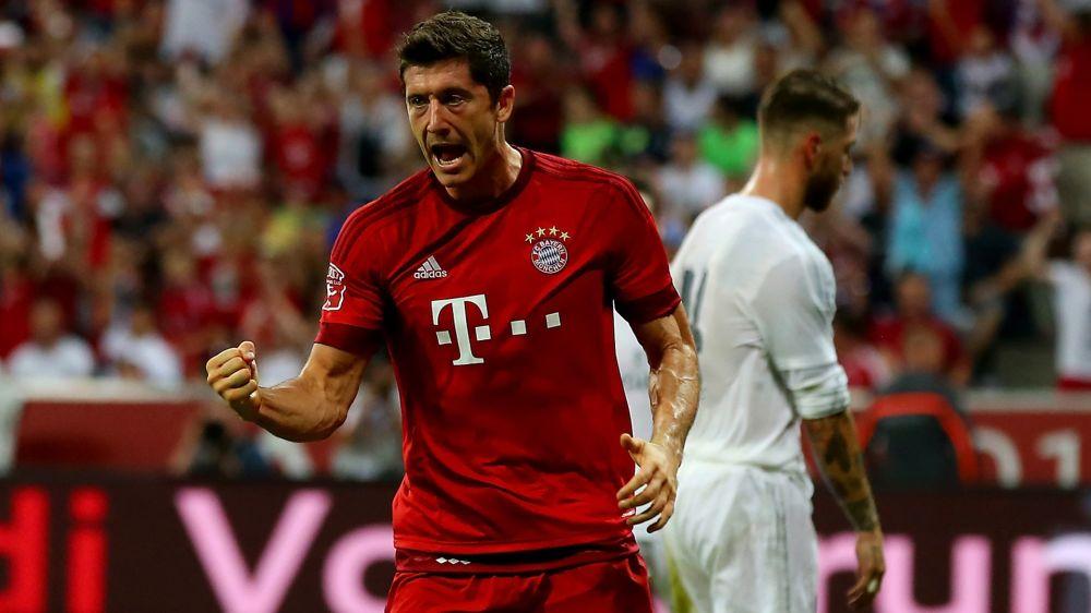 ►São muitas emoções! Bayern 'aquece motores' e relembra duelo contra o Real Madrid