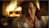 You Can Cuddle Up with Fabio in Front of a Fire with Champagne on Valentine's Day