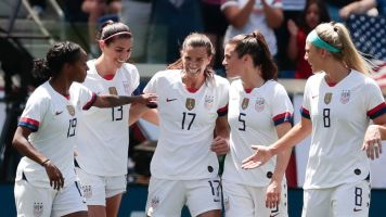 U.S. handles Mexico with ease in final tuneup