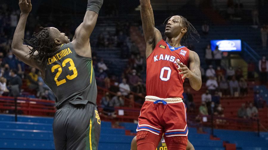 Kansas ruins No. 2 Baylor's perfect season