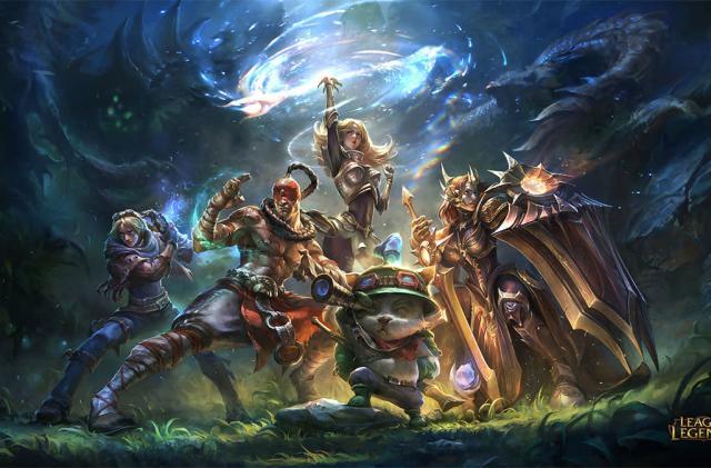 Poorly-named 'League of Legends' players get psychology surveys