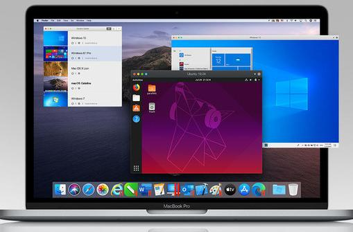 The Cyber Monday Mac Bundle ft. Parallels Pro is on sale today