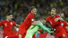 World Cup 2018 in pictures as England beat Colombia on penalties