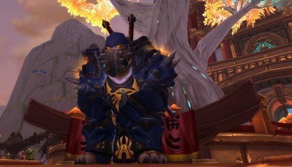 What does community mean in World of Warcraft?