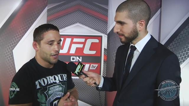 On a hot streak, Chad Mendes thinks Duane Ludwig was the 'missing puzzle piece' for Team Alpha Male