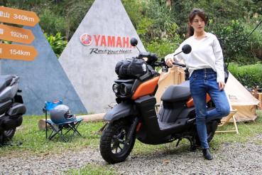 飛砂走石它最愛 Yamaha BW'S重返山林