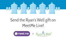 The Meet Group Partners with Ryan's Well Foundation to Give Back on National Friendship Day