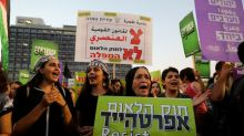 Israel's Arab minority rallies against new nation-state law