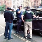 Federal immigration agents detain Floyd protester in NYC