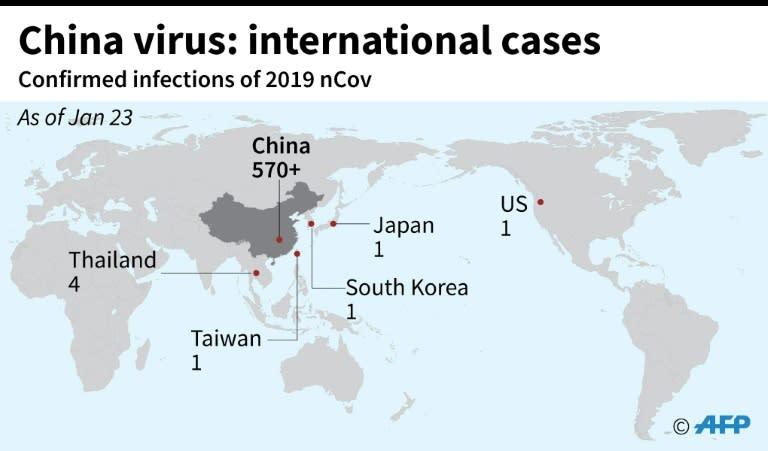 9 people screened for deadly coronavirus at Boston's Logan International Airport