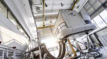 Emirates, unnamed Asian airline order Boeing 777X flight simulators