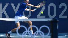 JO - Tennis (H) - Ugo Humbert s'accroche et s'en sort face à Miomir Kecmanovic au deuxième tour des JO de Tokyo