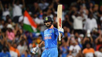 Kohli makes history with ICC awards sweep
