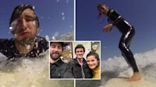 How stranger helped couple reunite with GoPro lost six years ago