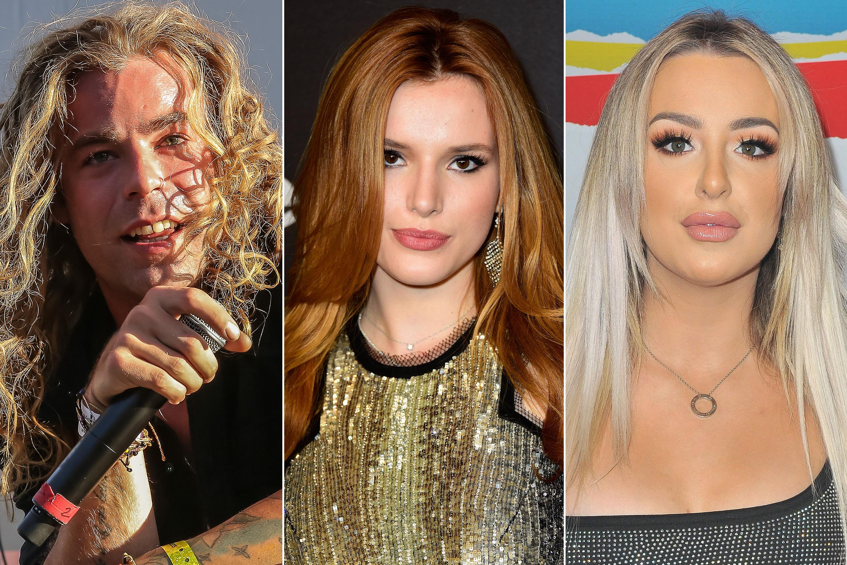 Bella Thorne Speaks Out About Her Open Relationship with