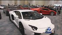 Thousands gather for SF International Auto show