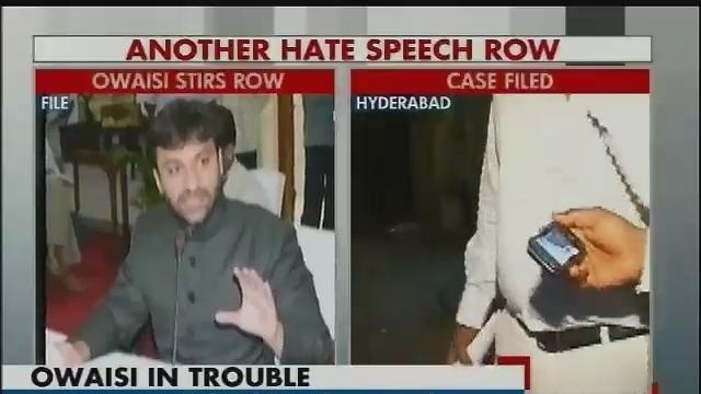 Why no action against Akbaruddin Owaisi for hate speech?