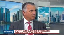 UBS CEO Ermotti Says Financial System Is Assuming No Brexit Agreement