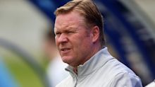 Ronald Koeman hopes Manchester United can help Everton's Europe dream
