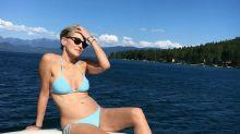 Sharon Stone luce tipazo en bikini: ¿de verdad tiene 59 años?
