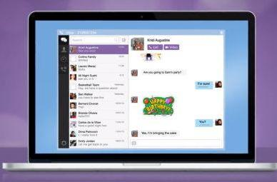 Viber expands its VoIP service with new OS X app