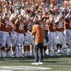 Wealthy Texas donors threaten to pull funding over 'The Eyes of Texas' | Yahoo Sports College Podcast