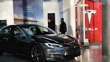 Tesla price target doubled to $1,400 at Credit Suisse, but a 'hiccup could drive a correction'
