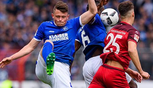 2. Liga: Karlsruhe steht als Absteiger fest