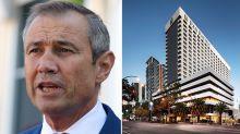 Hotel worker praised for preventing coronavirus outbreak