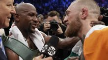 Floyd Mayweather denied $400,000 bet on himself in Conor McGregor fight