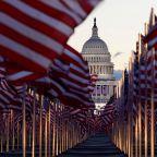 Historic Photos From Joe Biden And Kamala Harris' Inauguration Day Ceremony