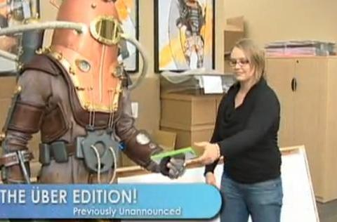 2K unboxes the extremely rare $15,000 version of Bioshock 2