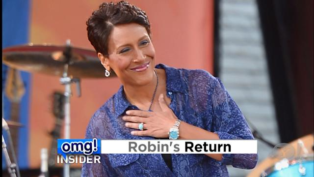 EXCLUSIVE: Robin Roberts is Heading Back to GMA!