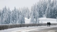 Icy blast from Siberia sweeps across Europe