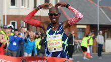 Sir Mo Farah victorious in Northern Ireland half marathon