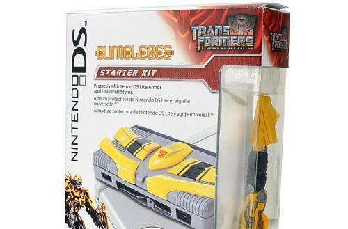 Engadget's recession antidote: win a Transformers Nintendo DS Lite Armor case and stylus!