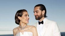 Matrimonio Charlotte Casiraghi: le foto dell'abito bianco