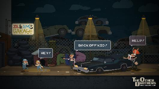 'The Other Brothers' pays homage to Mario Bros., needs to be paid for