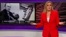 The NRA and Scientology are a lot alike, according to Samantha Bee