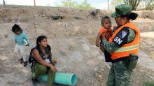 La Guardia Nacional mexicana cambia de actitud tras la polémica en la frontera con EEUU