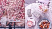 倫敦最Instagrammable 必打卡的咖啡店!唯美花牆絕不能錯過