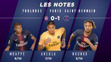 Toulouse-PSG (0-1) : les notes des Parisiens