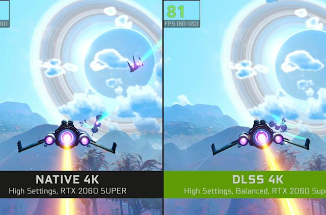 NVIDIA brings its performance-enhancing DLSS to VR games