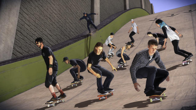 Playdate: Grinding through 'Tony Hawk's Pro Skater 5'