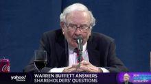 Lo mejor de Buffett durante la junta anual de Berkshire Hathaway 2020 (video completo del evento)