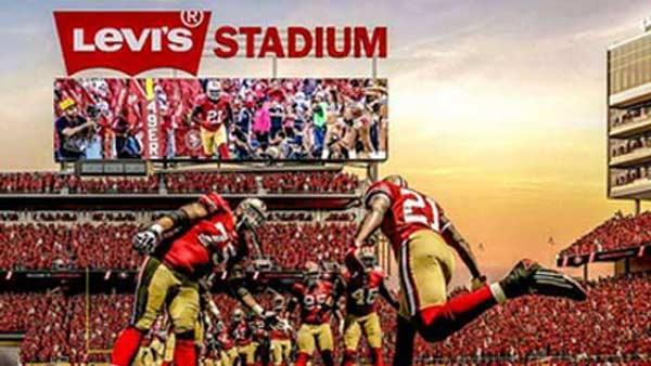 Levi's and 49ers announce stadium naming rights deal