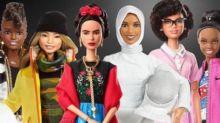 Barbie lança bonecas que homenageiam mulheres inspiradoras