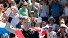 Australian Open: Edmund powers into third round